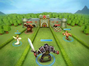 Castle Crush Mod Apk [Latest Version With Unlimited Money/Gems] 1