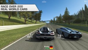 Real Racing 3 Mod APK (Unlimited Gold) Full Unlocked 2