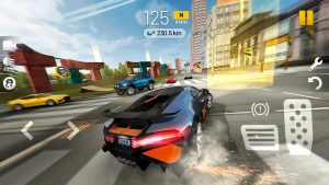 Extreme Car Driving Mod Apk [Unlimited Money and VIP Cars Unlocked] 2