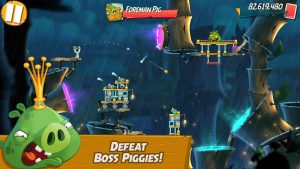 Angry Birds 2 Mod Apk [Latest Version with All Levels Unlocked] 4
