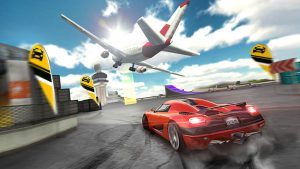 Extreme Car Driving Mod Apk [Unlimited Money and VIP Cars Unlocked] 3