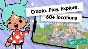 Toca Life World Mod Apk   Build Stories & Create your World 2