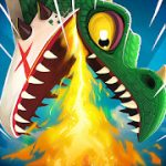Hungry Dragon Mod Apk feature image