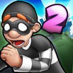 robbery bob 2 mod apk feature image