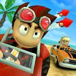 beach buggy racing mod apk feature image