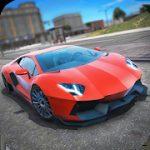 ultimate car driving simulator mod apk feature image