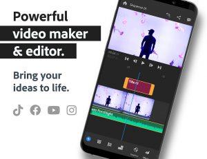 Adobe Premiere Rush Mod Apk [Premium Unlocked] 1