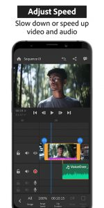 Adobe Premiere Rush Mod Apk [Premium Unlocked] 2